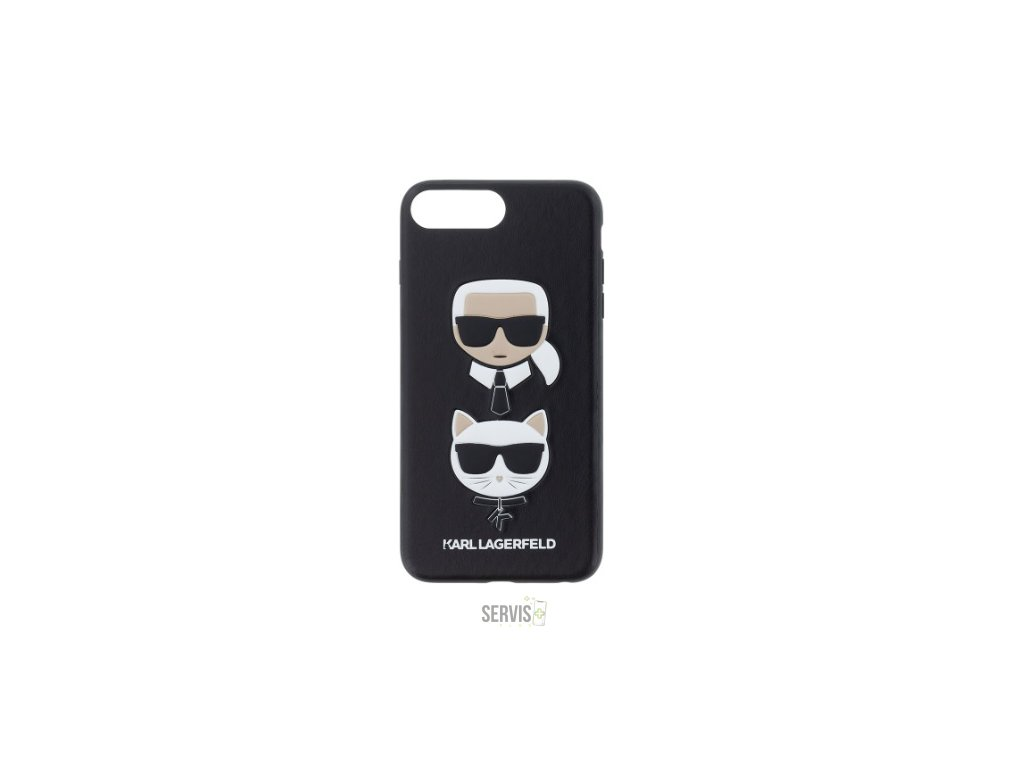 Karl Lagerfeld Karl and Choupette ip8PLUS