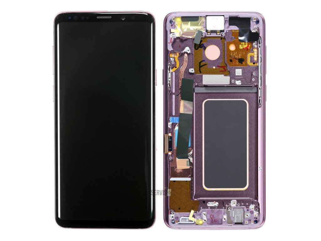 S9+ purple G965F