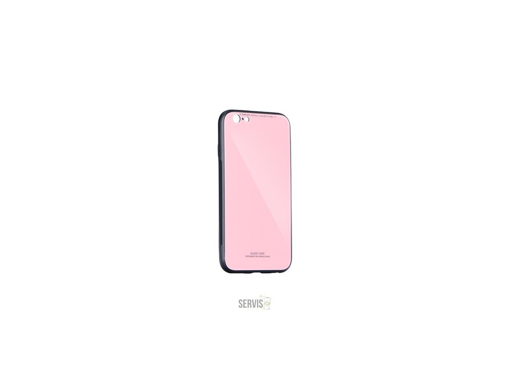GLASS CASE PINK