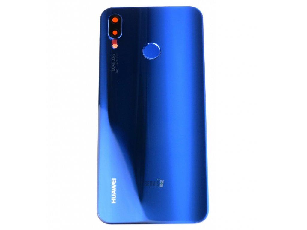 Huawei P20 Lite kryt zadny modra original