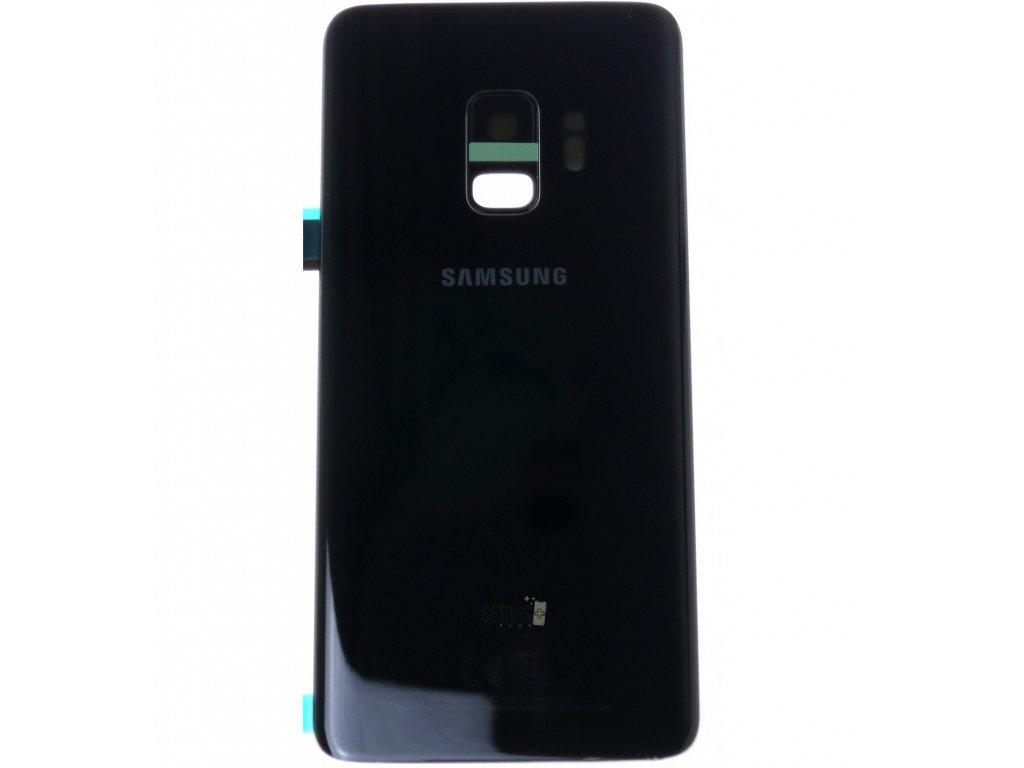 Samsung Galaxy S9 G960F kryt zadny cierna original