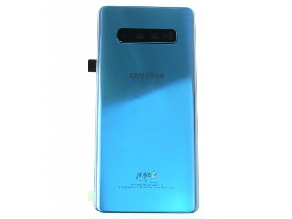 Samsung Galaxy S10 Plus G975F kryt zadny zelena original