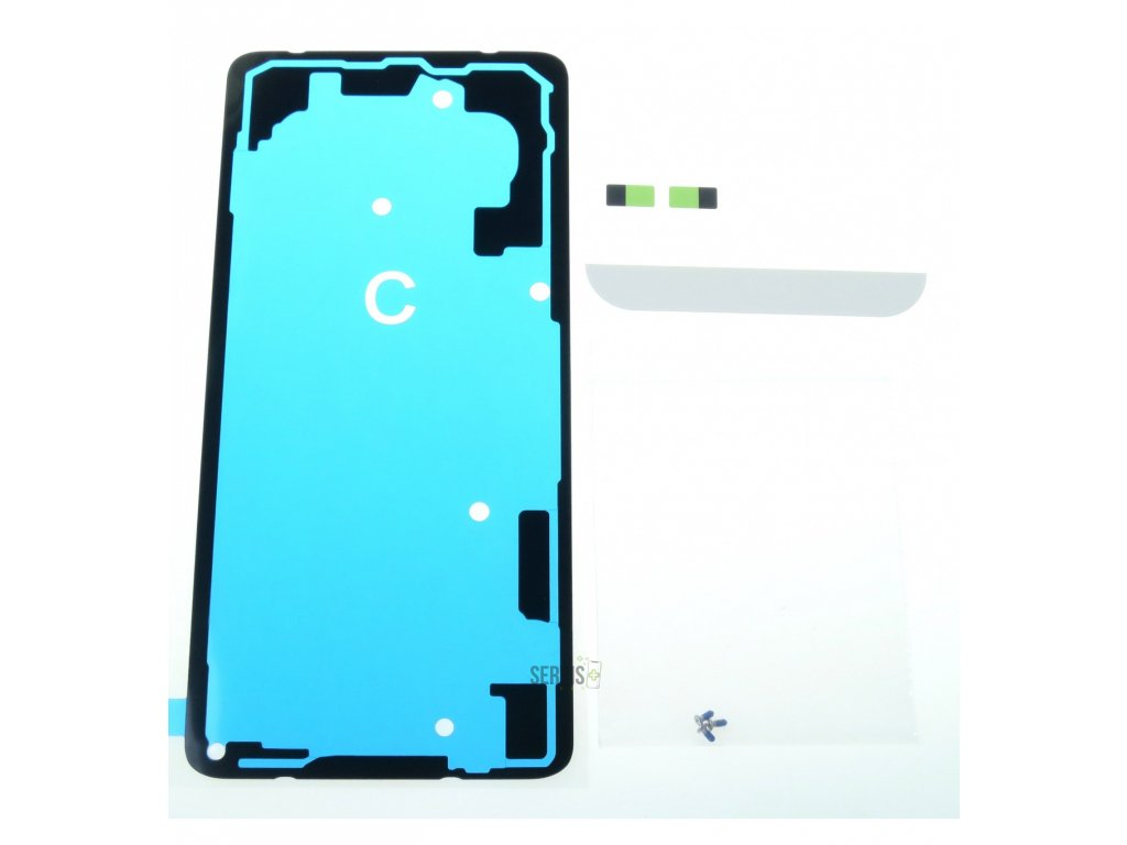 Samsung Galaxy S10 Plus ceramic rework