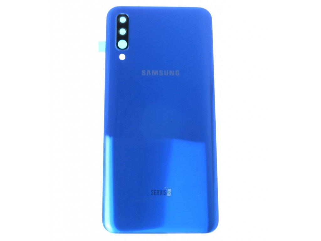 Samsung Galaxy A50 SM A505FN kryt zadny modra original