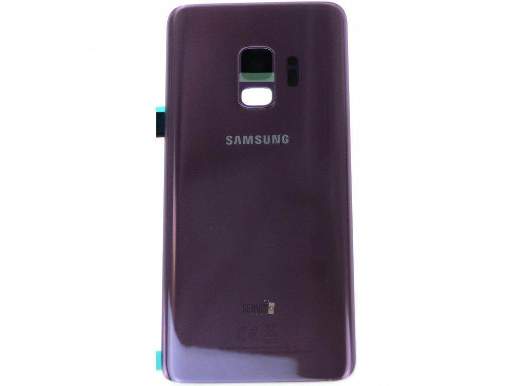 Samsung Galaxy S9 G960F kryt zadny fialova original