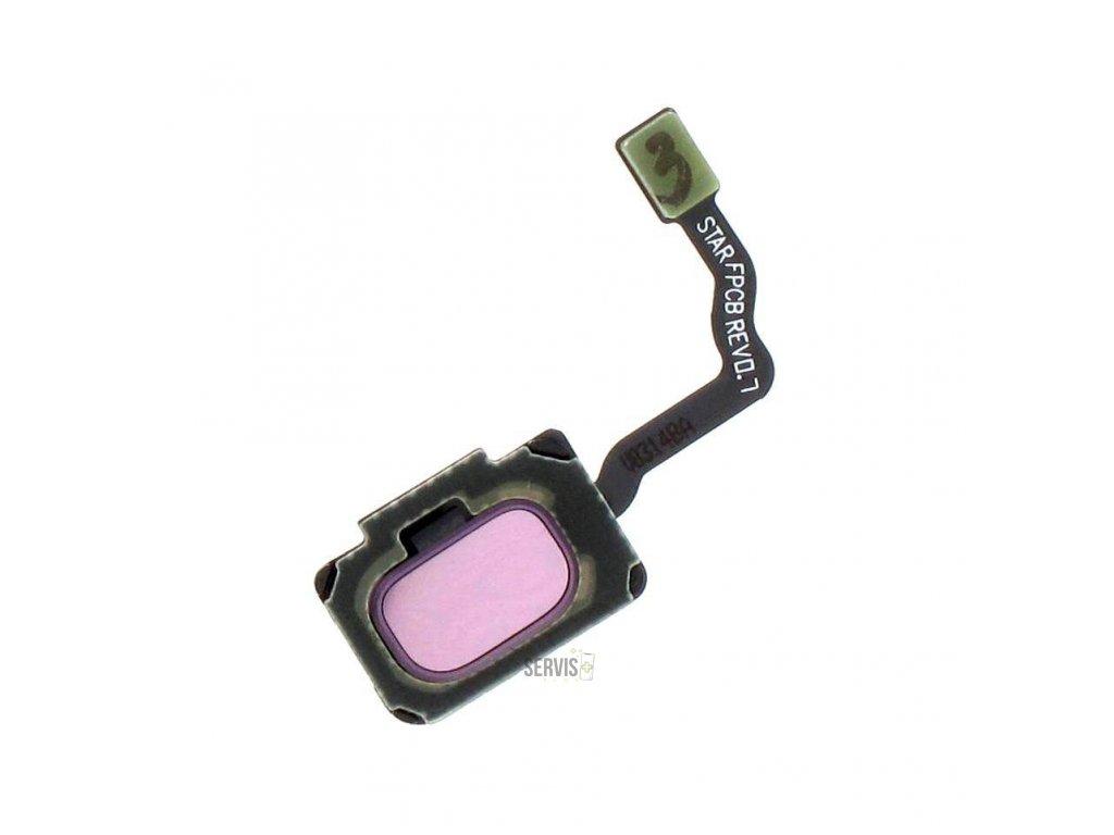 samsung g960f galaxy s9 home button flex lilac pur