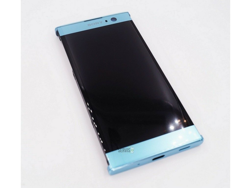 lcd blue