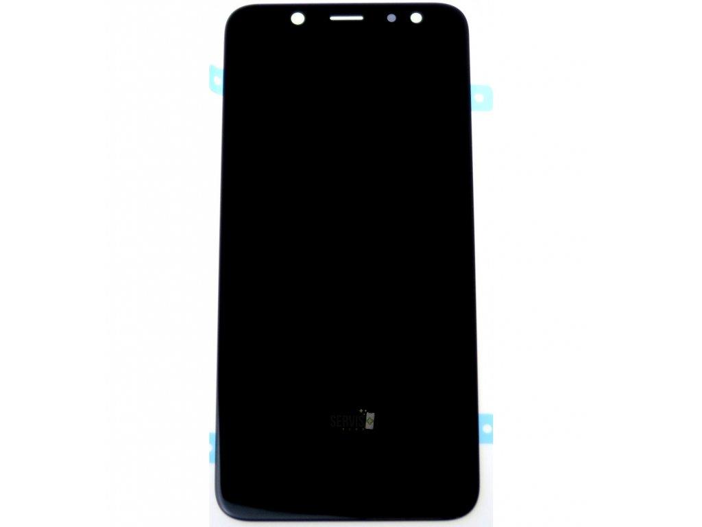 Samsung Galaxy A6 2018 LCD displej dotykova plocha cierna original