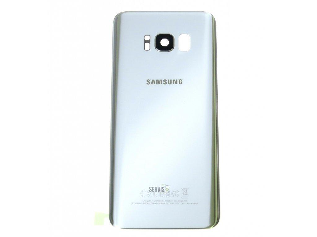Samsung galaxy s8 g950f kryt zadny strieborna original