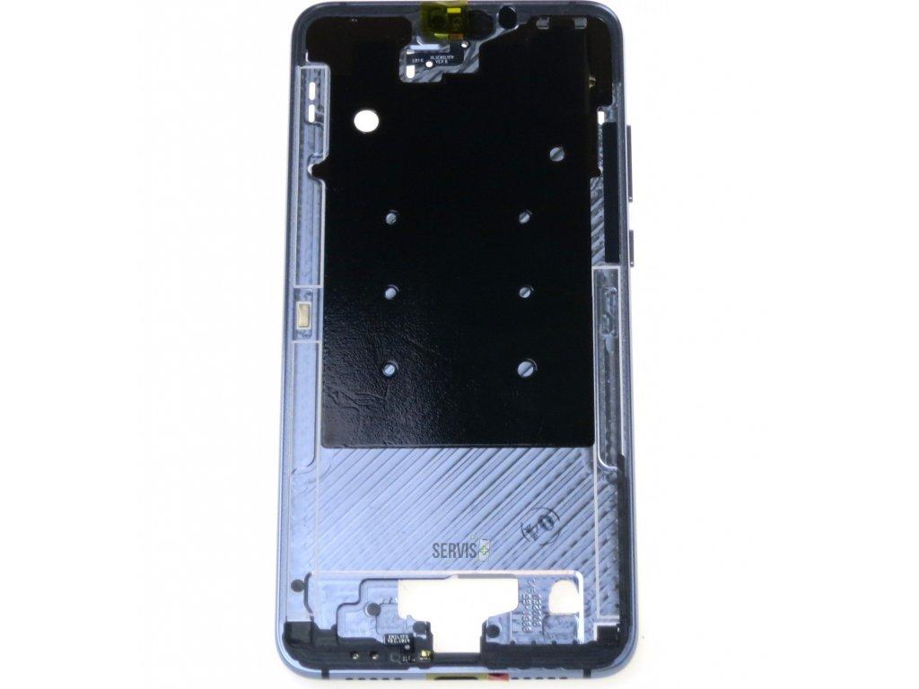Huawei P20 LCD displej dotykova plocha ram male diely modra original