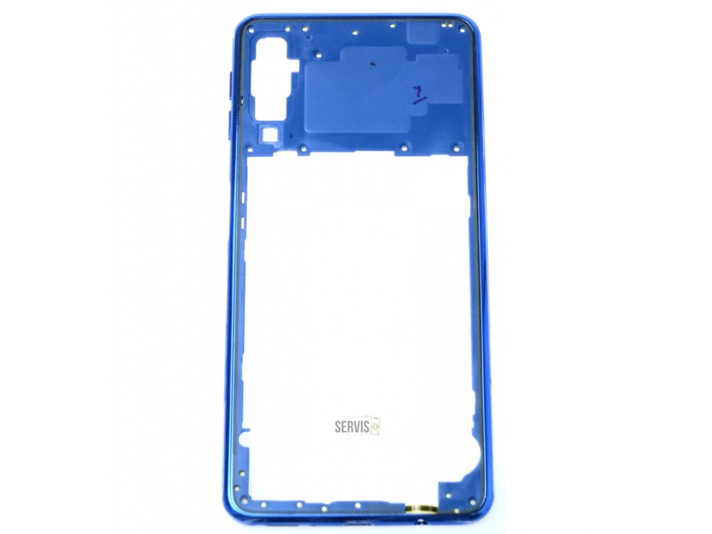 Samsung Galaxy A7 A750F ram stredovy modra original