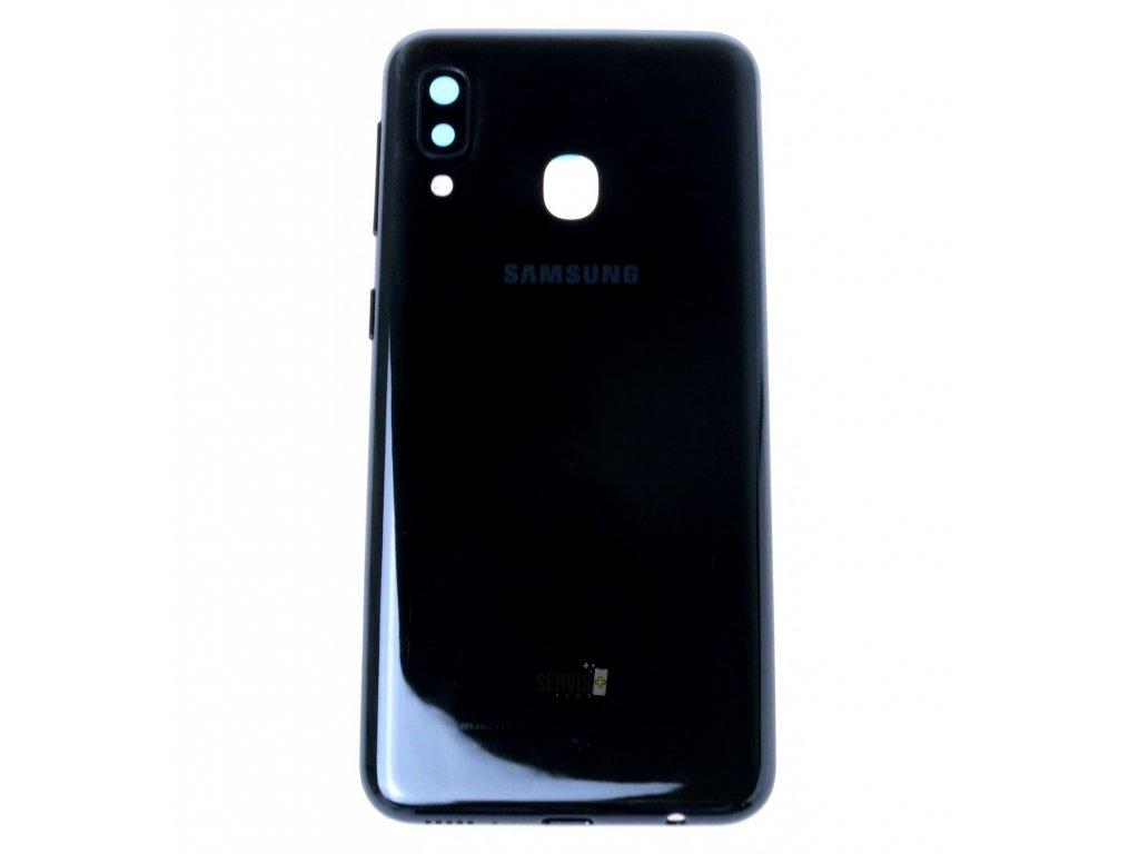 Samsung Galaxy A20e SM A202F kryt zadny cierna original