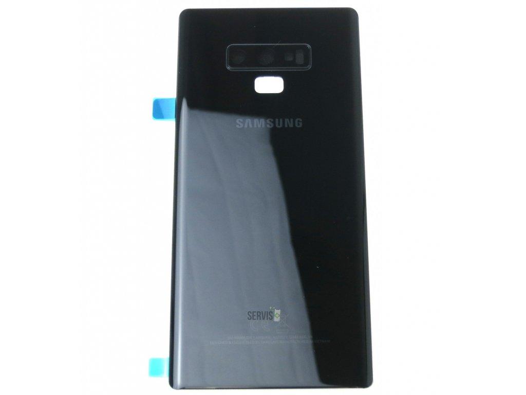 Samsung Galaxy Note 9 N960F kryt zadny cierna original (1)