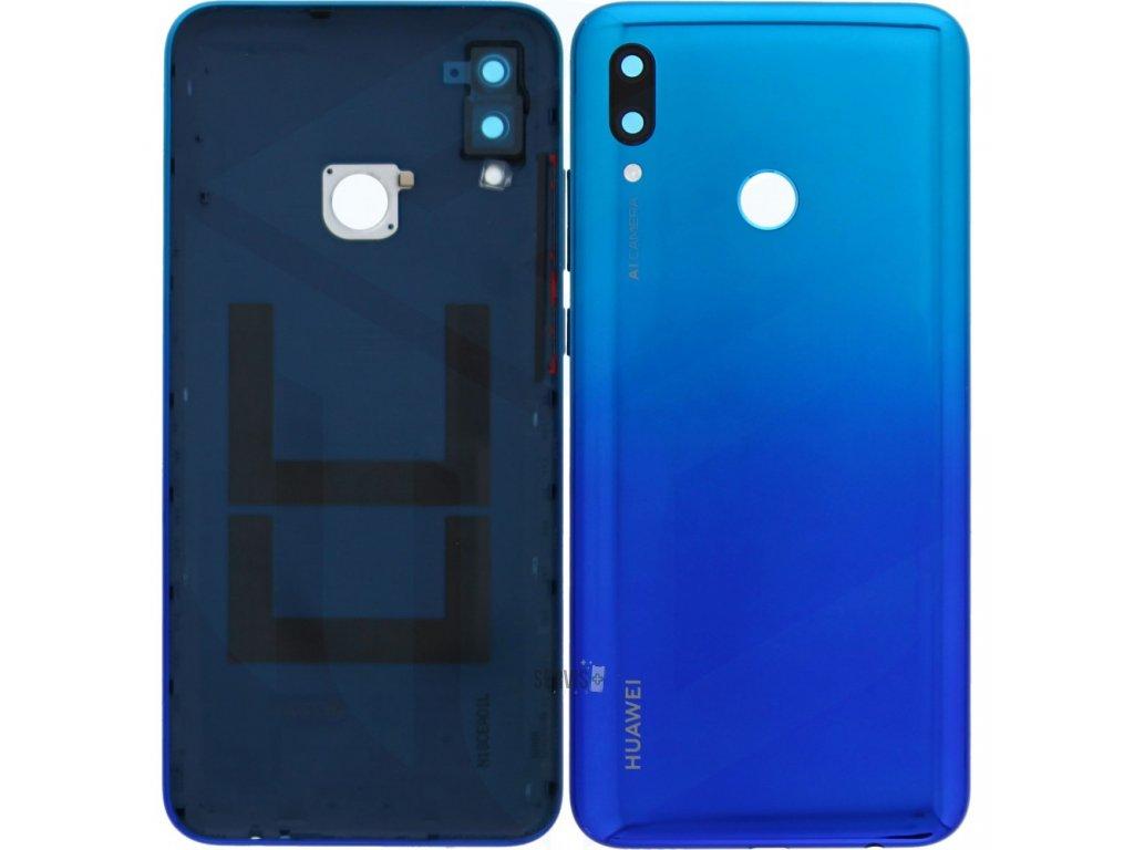 Huawei P Smart 2019 (POT LX1) Battery Cover 02352HTS Twilight BAC 0463 1000x1000