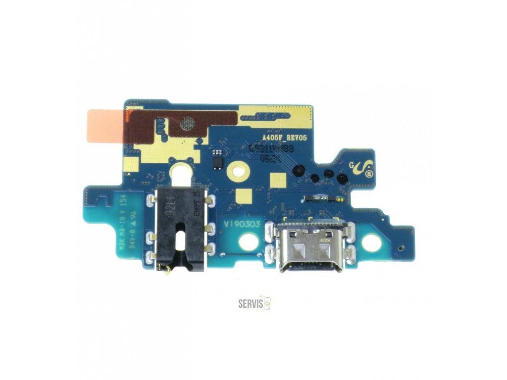 Samsung Galaxy A40 SM A405FN flex nabijaci original