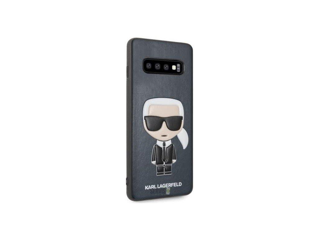 KARL LAGERFELD - Samsung S10 KLHCS10IKPUBL