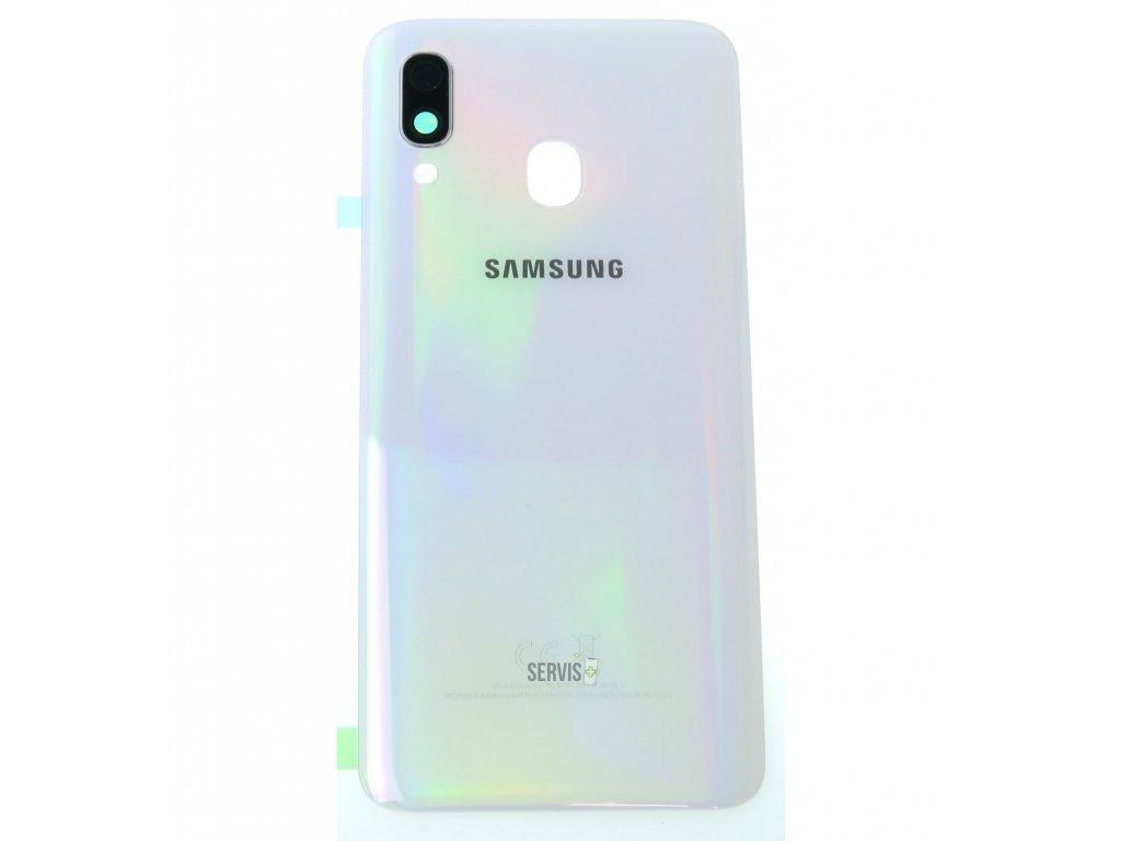 Samsung Galaxy A40 SM A405FN kryt zadny biela original