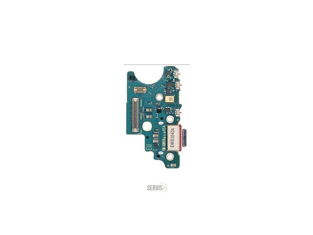 Charging Port + Flex G980F, G981B Samsung Galaxy S20, S20 5G front