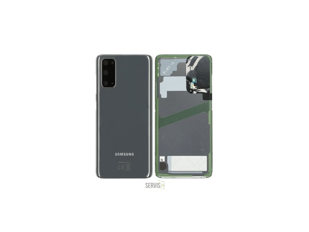 Battery Cover 980F Samsung Galaxy S20 cosmic grey