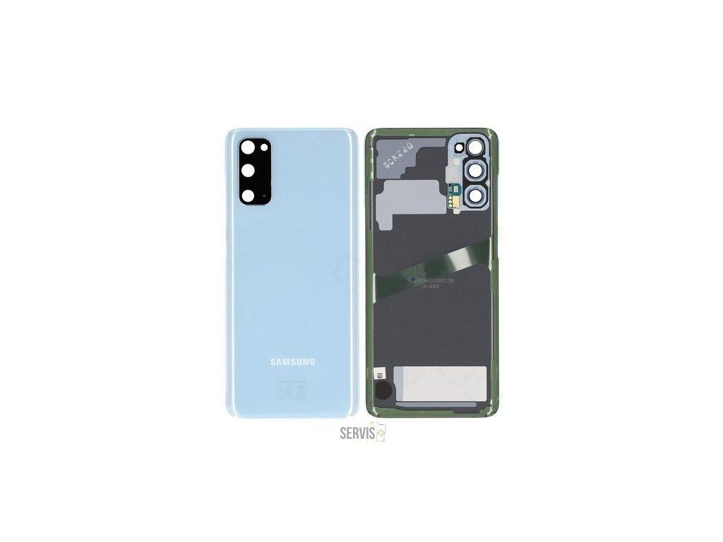 Battery Cover G980F Samsung Galaxy S20 cloud blue