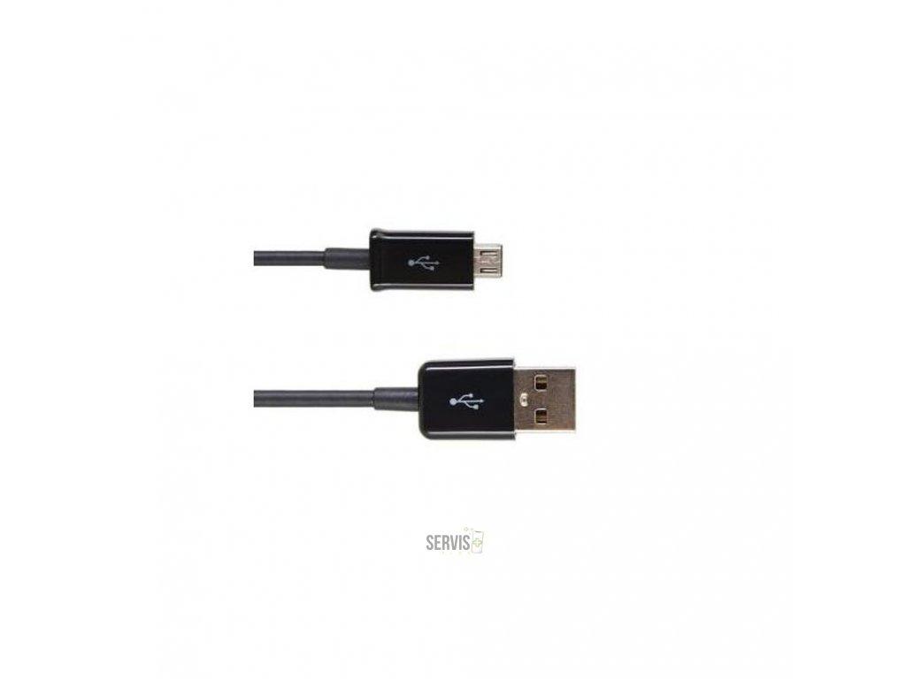 SAMSUNG MICRO USB ORIGINÁLNY KÁBEL čierny
