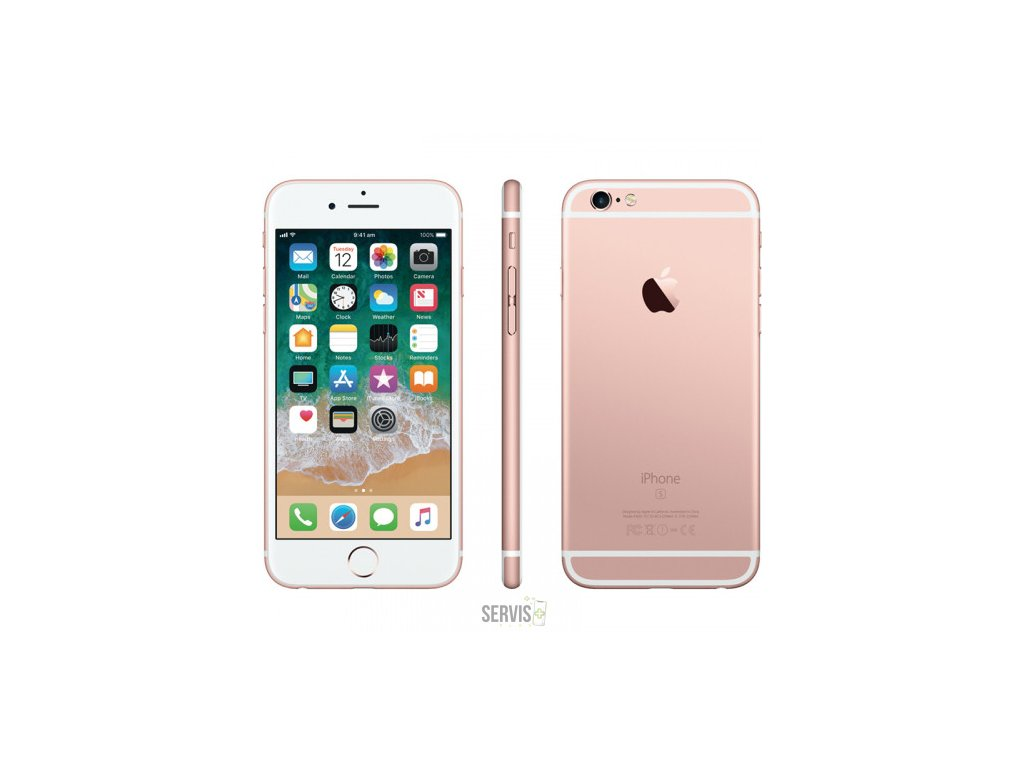 aplle 6s rose gold