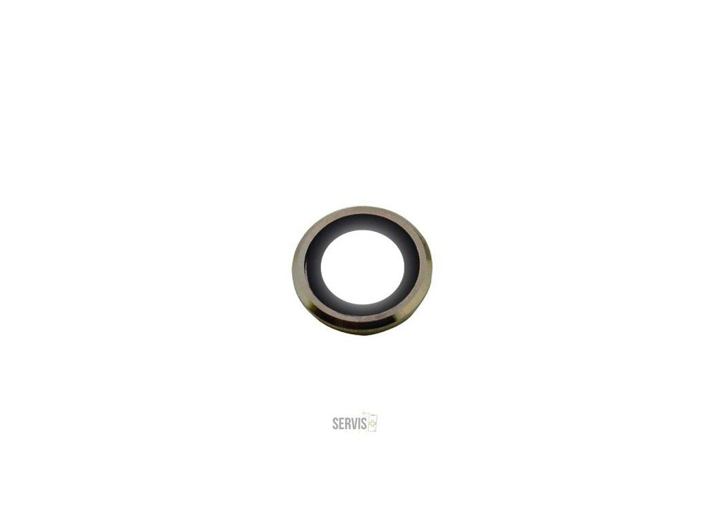 iPhone 6 - Sklíčko kamery s rámom zlaté