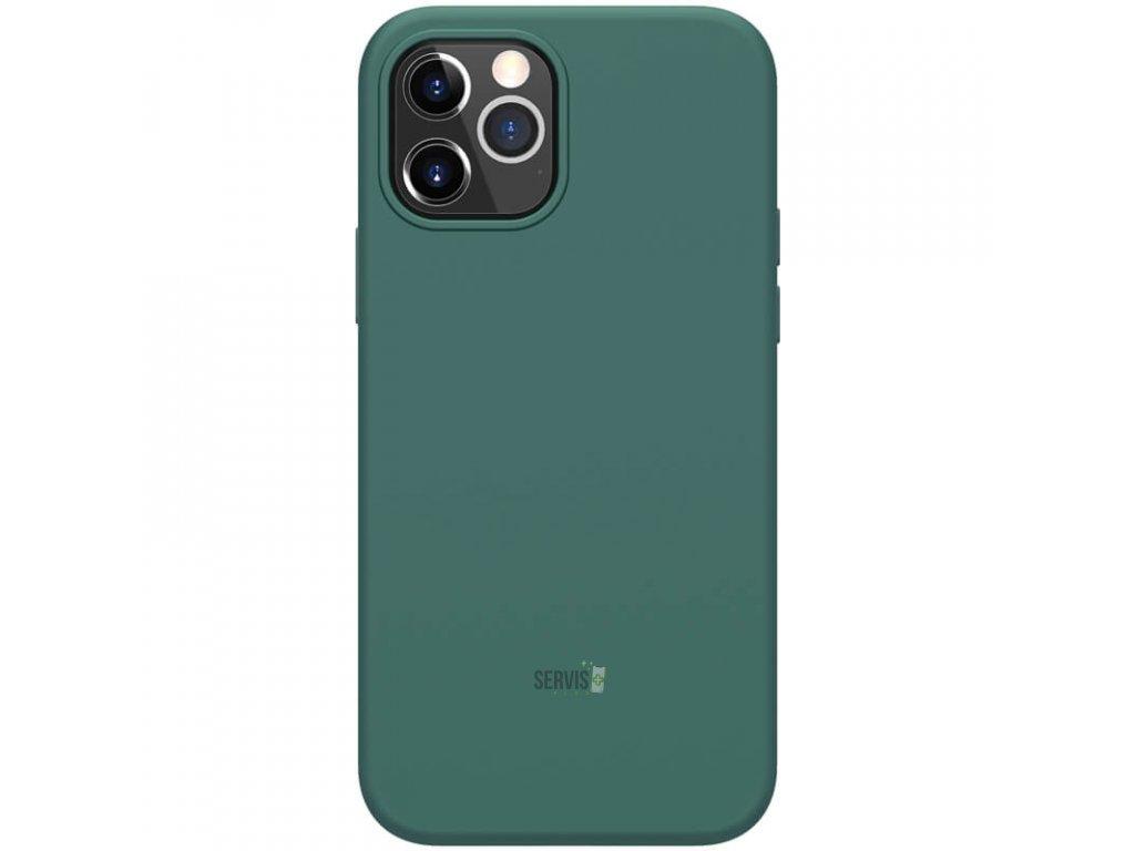 Nillkin Flex Pure Pro Magnetic Kryt pro iPhone 12 Pro green
