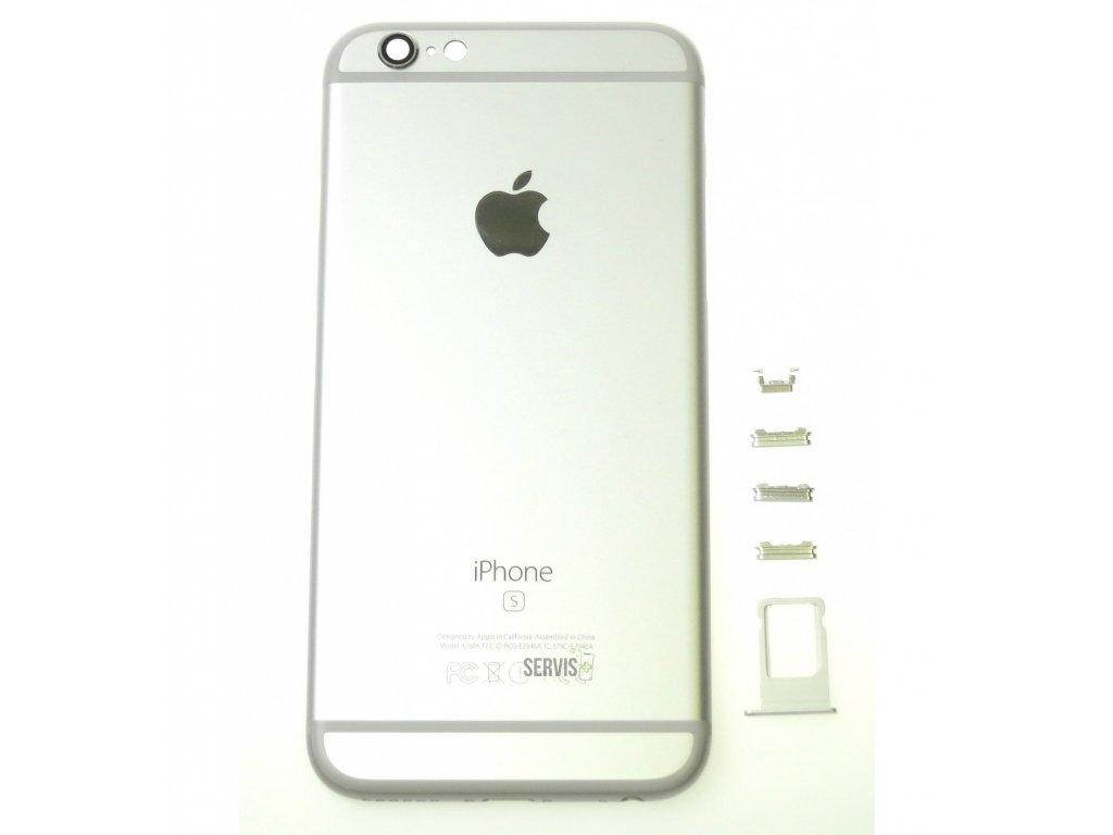Apple iphone 6s kryt zadny biela oem