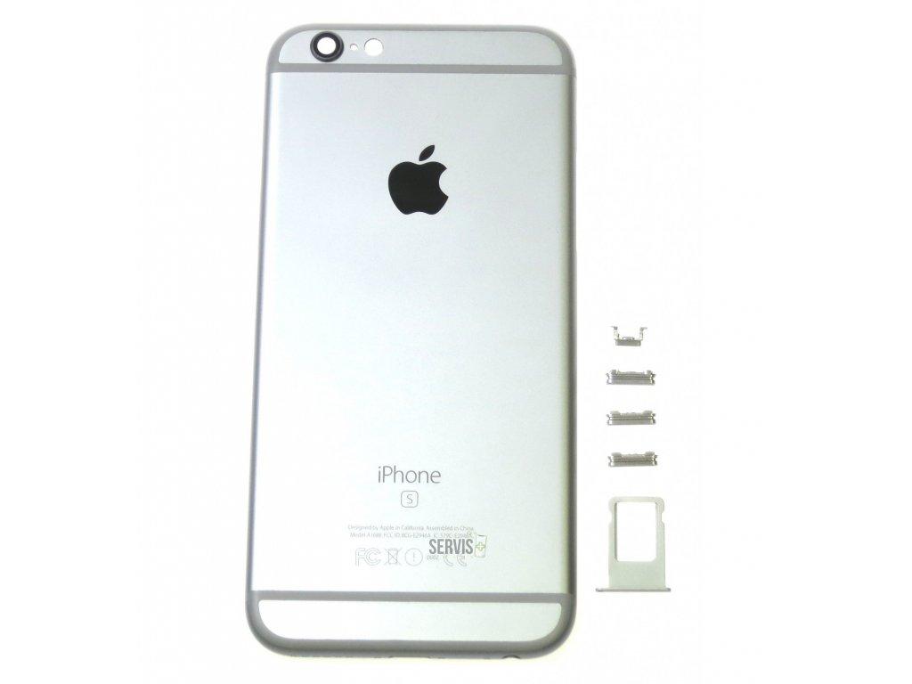 Apple iphone 6s kryt zadny cierna oem