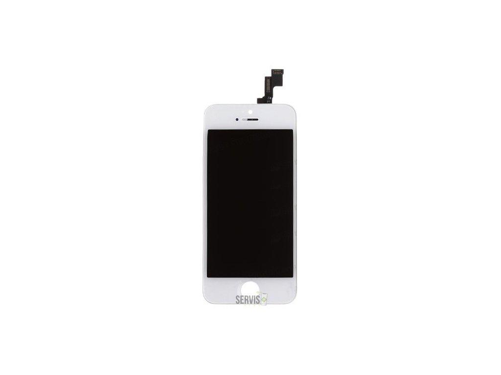 iPhone 5S/SE - LCD + Dotyková plocha biela ORIGINÁL