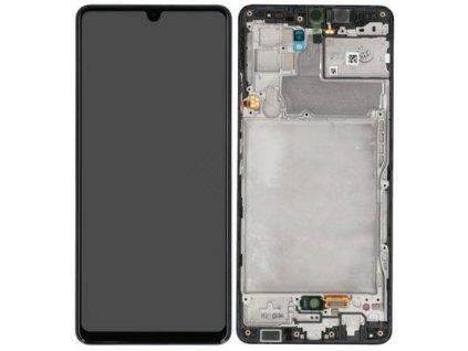 Samsung Galaxy A42 5G (A426) - Displej + rám čierny originál
