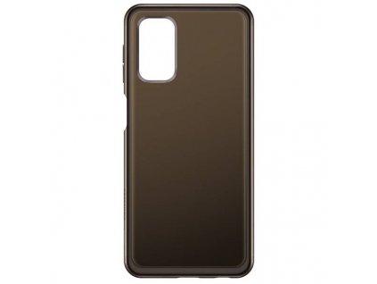 Samsung A32 - Silikónové púzdro čierne EF-QA326TBEGEU