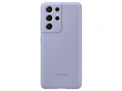 Genuine Samsung Galaxy S21 Ultra Silicone Cover EF PG998 Violet 8806090843907 25012021 01 p