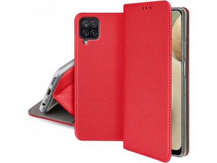 Etui do Samsung Galaxy A12 Case Magnet Szklo 9H Producent KrainaGSM