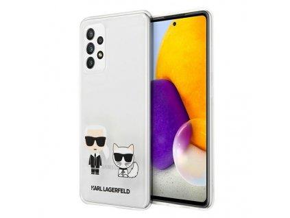 Karl Lagerfeld - Samsung A52 KLHCA52CKTR