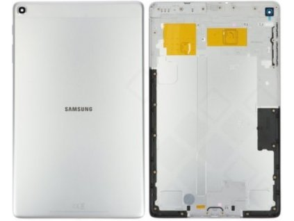 tab A 10.1 silver cover
