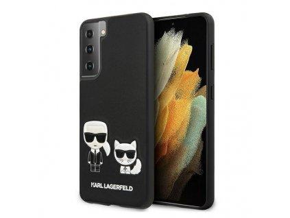 KARL LAGERGELD - Samsung S21 Plus KLHCS21MPCUSKCBK