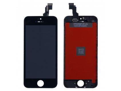 iPhone 5C - LCD + Dotyková plocha čierna ORIGINÁL
