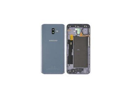 Samsung Galaxy J6 Plus - J610F zadný kryt šedý originál
