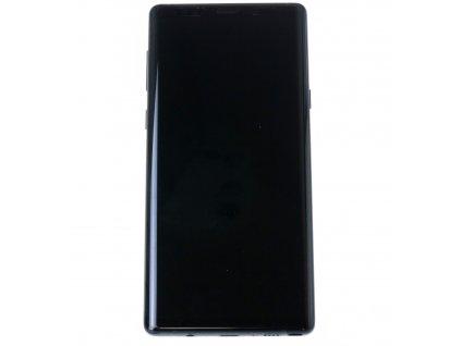 Samsung Galaxy Note 9 N960F LCD displej dotykova plocha ram cierna original