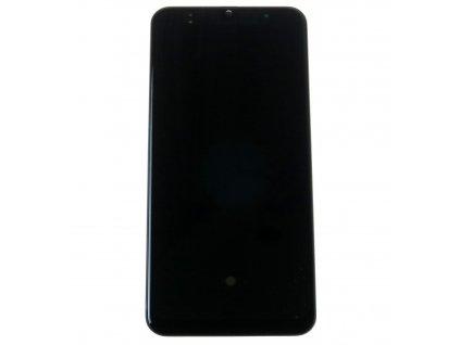 Samsung Galaxy A50 SM A505FN LCD displej dotykova plocha ram cierna original