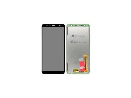 Samsung J415F, J610F - Displej čierny Originál