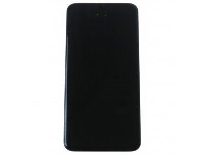 Samsung Galaxy A40 SM A405FN LCD displej dotykova plocha ram cierna original