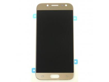 Samsung galaxy j5 j530 2017 lcd displej dotykova plocha zlata original
