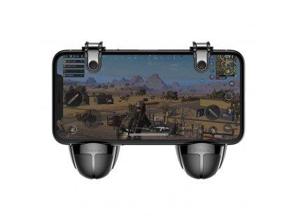 baseus grenade handle pubg gamepad trigger controller for mobile phone