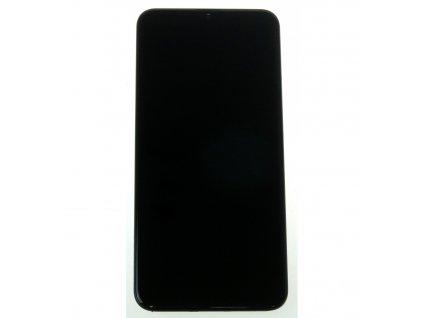 Samsung Galaxy A20e SM A202F LCD displej dotykova plocha ram cierna original