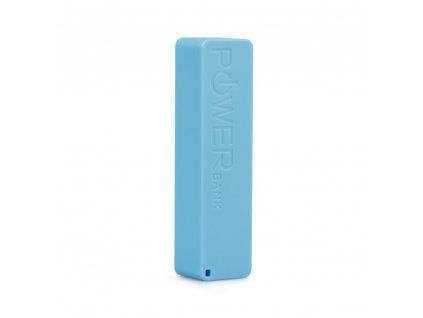 Power Bank PERFUME - 2600 mAh Blun Modrá