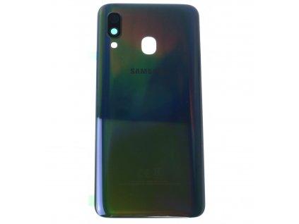 Samsung Galaxy A40 SM A405FN kryt zadny cierna original