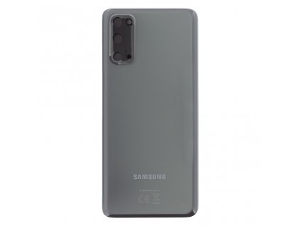 Samsung Galaxy S20 Plus (G985F,G986B) - Zadný kryt šedý originál
